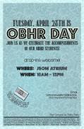 OBHR Day